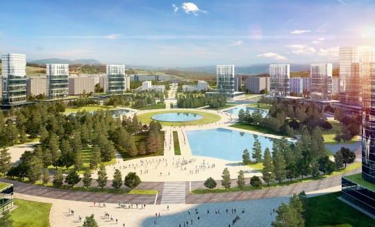 RT Consult Kazakhstan Masterplan