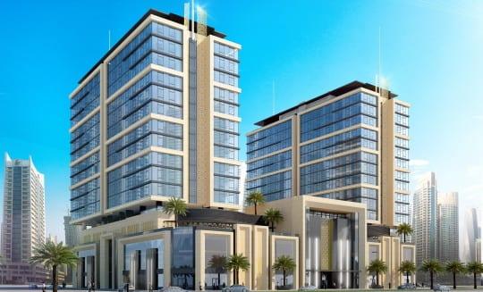 RT Consult Hotel Marina Twin Towers Dubai