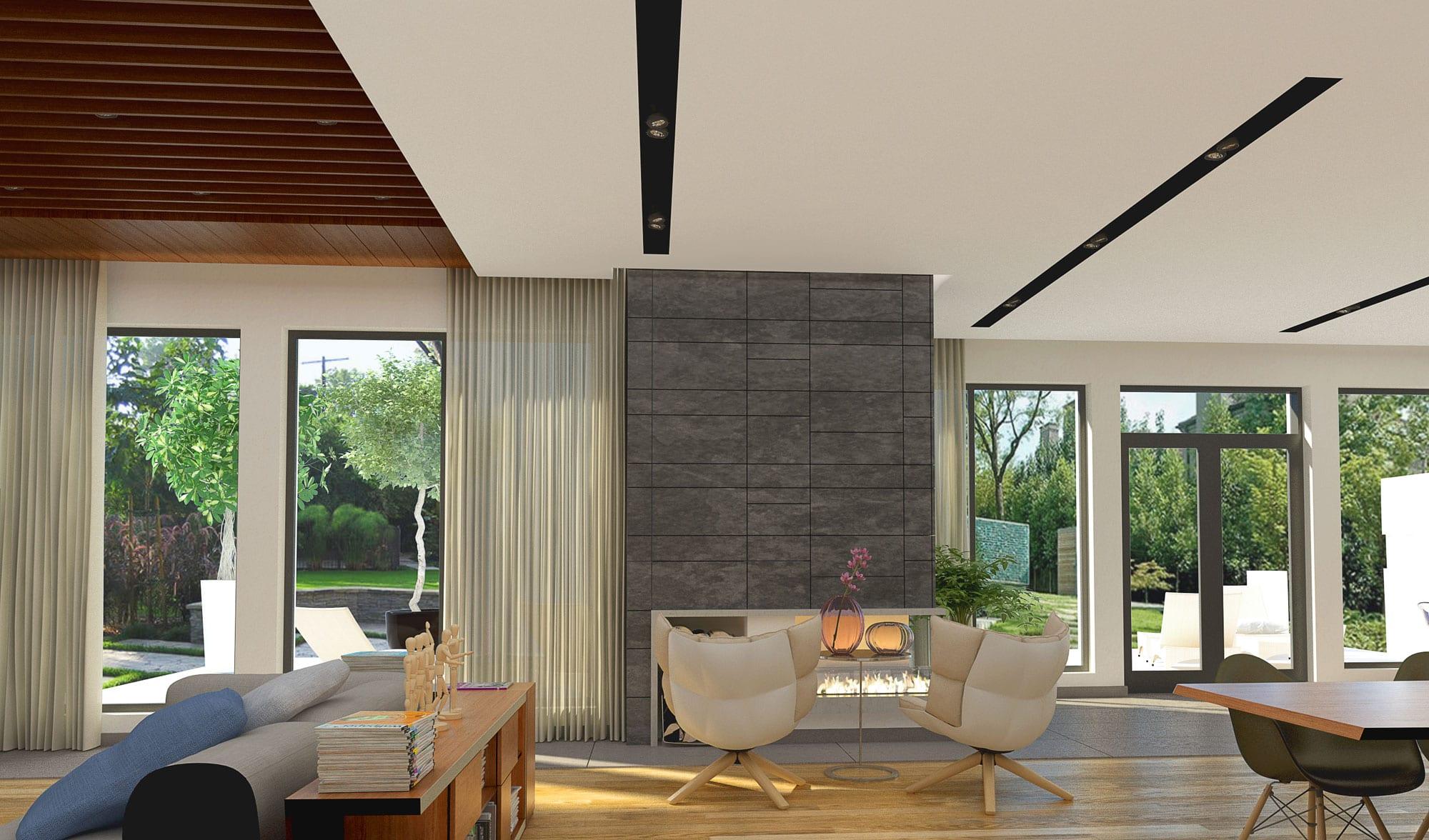 Private House Interior Design