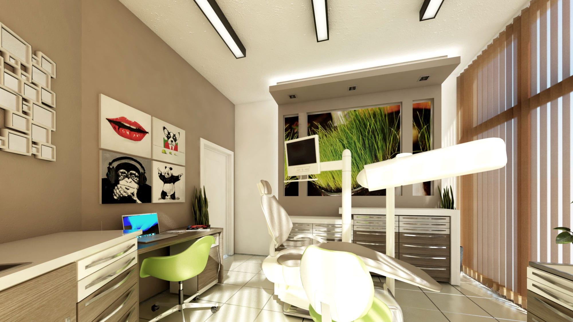 Dentist Office Interior Design Rt Consult