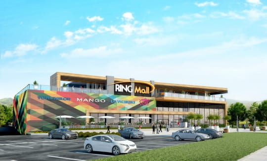 Ring Mall Kosovo RT Consult