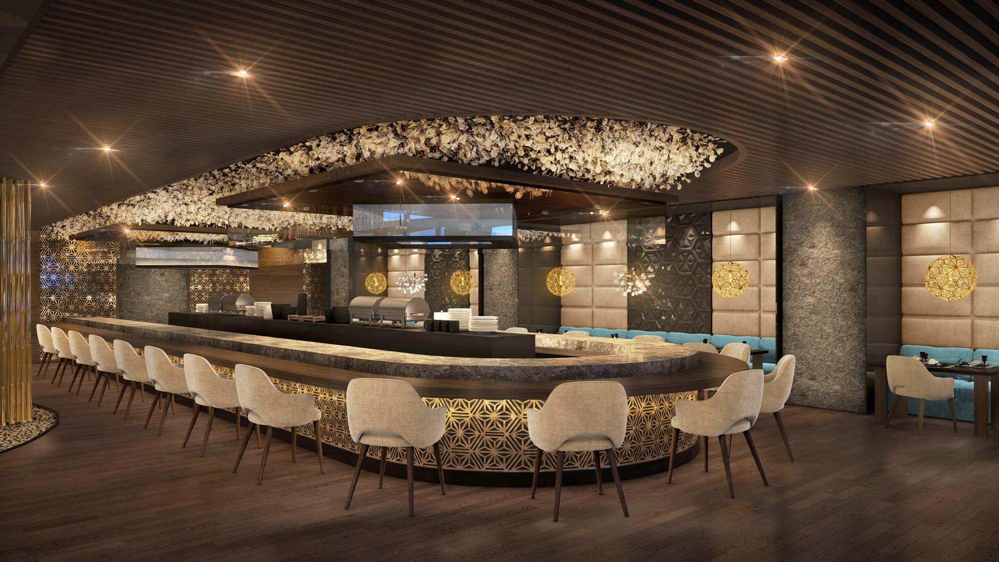 Hotel Interior Design, Dubai, UAE Idea