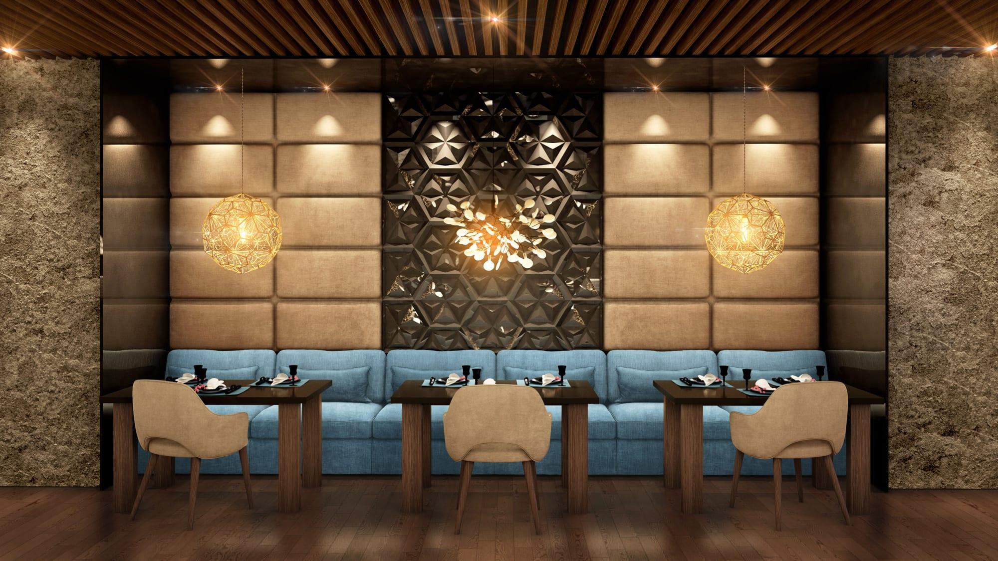 Hotel Interior Design, Dubai, UAE – RT Consult // Architecture & Design